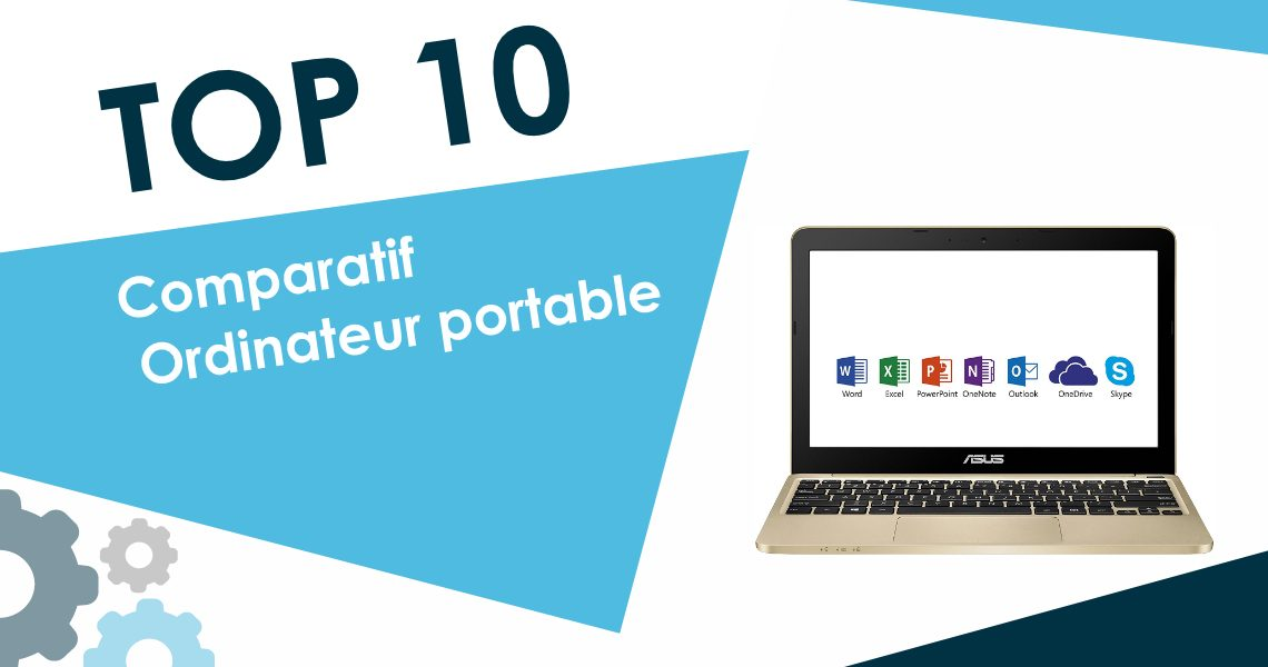 Comparatif des ordinateurs portables